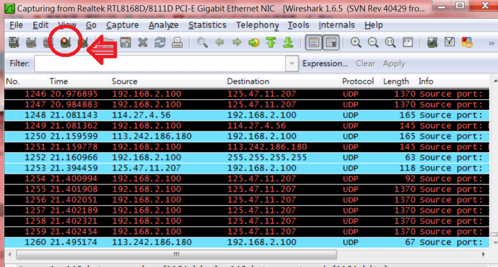 wireshark lab1 1 all references to the text in this lab are to computer networking: a top-down approach, 4th edition will cause the router three hops away to send an icmp message back to the sender and so on.